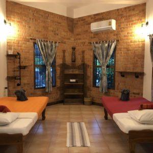 krabivillas villa utopia double room