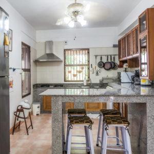 krabivillas villa utopia kitchen