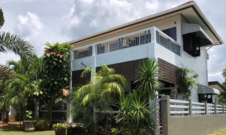 krabivillas villa lilawan front