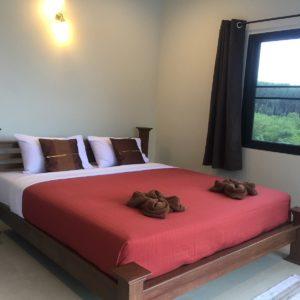 krabivillas villa titouni king size bed