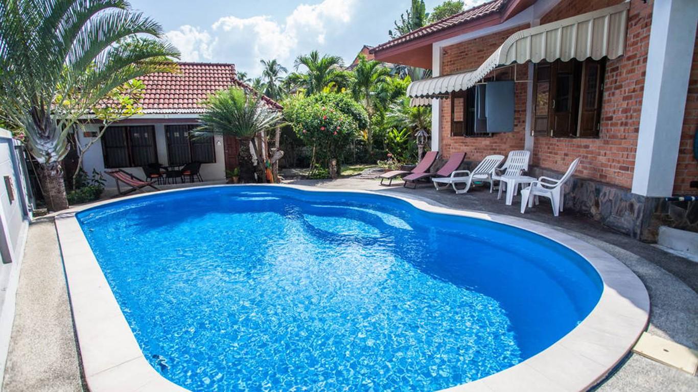 krabivillas villa utopia pool 1